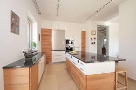 vollholzküche handgemachte vollholzküche vom tischler kernbuche massivholz mit