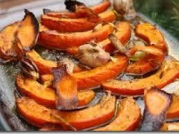 cuisiner du potimarron potimarron rôti à l orange et au gingembre recette ptitchef