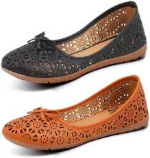 shimmer lights purple shoo ballerinas buy ballerinas online for women at best prices in india
