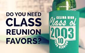 favors for class reunions class reunion favors 9 of our favorite products