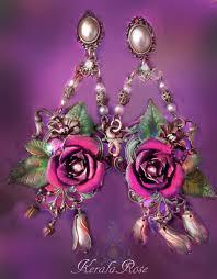 Chandelier Earrings Etsy Best 25 Pearl Chandelier Ideas On Pinterest Wire Basket