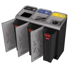 rubbermaid commercial products decorative refuse