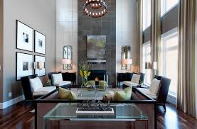 High Ceilings Living Room Ideas How To Decorate A Living Room With High Ceilings