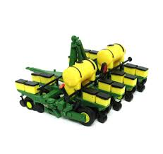 John Deere 7200 Planter by 1 64 Speccast John Deere 7200 Max Emerge 8 Row Corn Planter Ebay