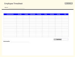 Automated Timesheet Excel Template Hr Form Employee Sheet Personnel Hr Forms Template
