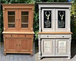 annie sloan chalk paint paris grey cabinets ann sloan chalk paint chalk paint kitchen cabinets before and after