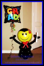 11 best balloon fun images on pinterest graduation ideas