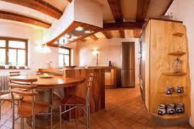 vollholzküche massivholzküchen hersteller vollholzküche runde küchen