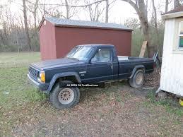 1986 jeep comanche lifted 1986 jeep comanche 2 5l 4x4 long bed