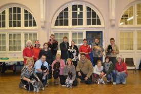 puppy class christmas party 2012 wigston magna dog training club
