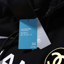 coco sweat shirt no 5 chanel nike hoodies in black chanel