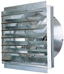14 inch wall fan ventamatic if14 14 shutter mounted wall exhaust fan 1400 cfm