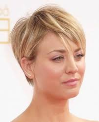 top short haircuts for thin hair