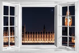 poster leinwandbild dunkle erde walter myers 272457130331 huge 3d window view big ben parliament london wall sticker poster m2 313