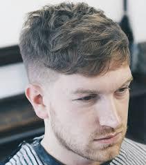 short messy fringe down men best mens short hairstyles 2016