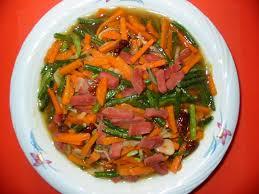 cara membuat mie goreng cur wortel resep dan cara membuat tumis buncis wortel sosis yang praktis dan