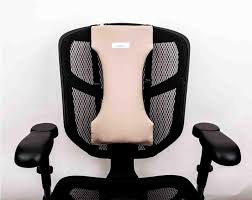 Lumbar Support Chairs Fascinating Lumbar Support For Office Chairs Amazing Design Lower