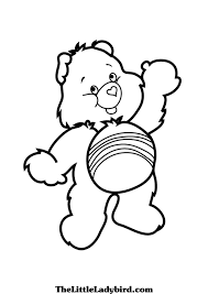 saying hi coloring pages thelittleladybird com