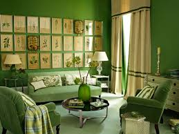 Green Color Schemes For Living Room Best  Green Room Colors - Green color for living room
