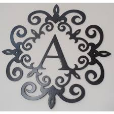 Decorative Letters For Walls Metal Wall Decor Letters Astounding Eat Iron 22 Tavoos Co