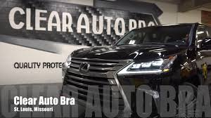 lexus lx 570 for sale miami 2016 lexus lx570 xpel protection by clear auto bra st louis youtube