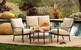 Patio Furniture Seat Cushions Patio Pads Replacement Patio Chair Cushions Vinyl Straps More