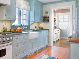 blue kitchen decorating ideas creative blue kitchen decorating ideas 49 regarding home