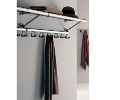 modern wall mounted coat rack home designing wall mounted coat