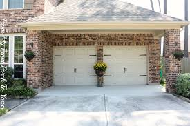 garage decorating ideas 30 garage door fall decor tremendous fall front door decor fall