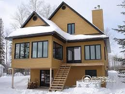 chalet house house plan w6901 detail from drummondhouseplans com