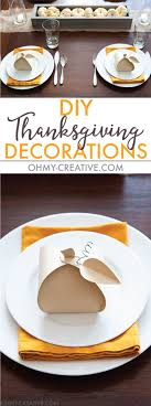 pumpkin diy thanksgiving decorations diy thanksgiving