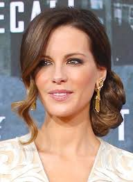 brunette easy hairstyles kate beckinsale updo brunettes and google images