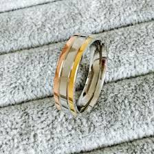 wedding bands brands brand luxury silver gold gold plated tone