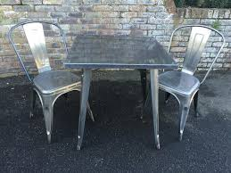 Zing Patio Furniture by Secondhand Chairs And Tables Outdoor Furniture Tolix Style