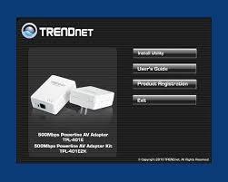 Tpl 401e2k Trendnet Tpl 401e