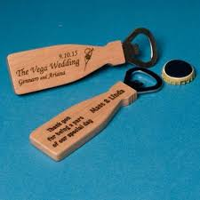 personalized bottle opener favor wedding favors custom engraved personalized bottle openers