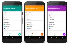 themes mobile android android material themes made easy with appcompat dzone mobile