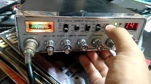 cobra 148nw st sound tracker youtube
