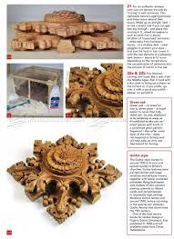 ornaments wood carving patterns woodarchivist