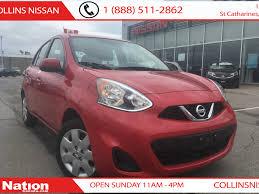 nissan micra new model new nissan models collins nissan st catharines