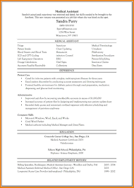 8 medical assistant resume example assistant cover letter