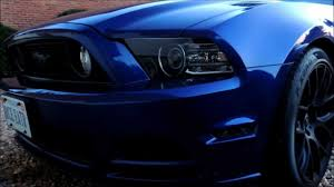 2013 Ford Mustang Black 2013 Ford Mustang Gt 5 0 American Muscle Black Housing Side Marker