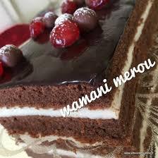 gateau cuisine gateau moelleux au chocolat a la creme amour de cuisine