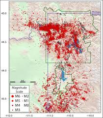 Midway Utah Map by March 2016 U Of U Seismograph Stations