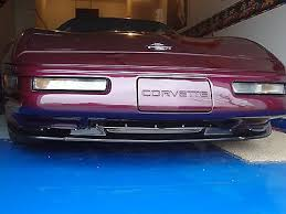 c4 corvette front spoiler post pics of your c4 with aftermarket front chin spoilers