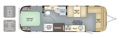 floorplans international serenity airstream