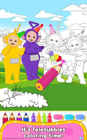 teletubbies paint sparkles android apps google play