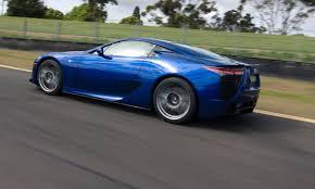 lexus supercar lexus lfa track test