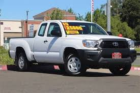 toyota tacoma extended cab used toyota tacoma access cab 2wd in california for sale used cars