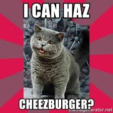 Cheezburger Meme Maker - i can haz cheezburger i can haz meme generator